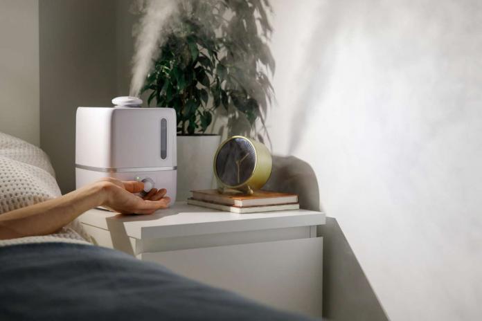 Nawilżacz powietrza ewaporacyjny