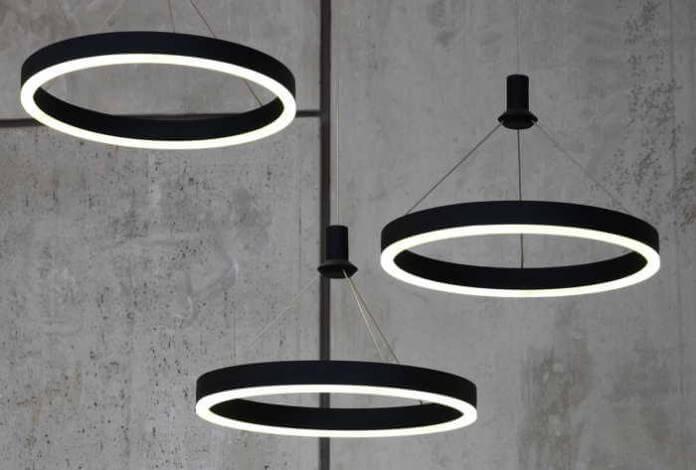 Lampa pierścieniowa, ring LED